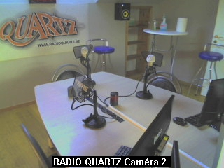 Webcam Radio Quartz